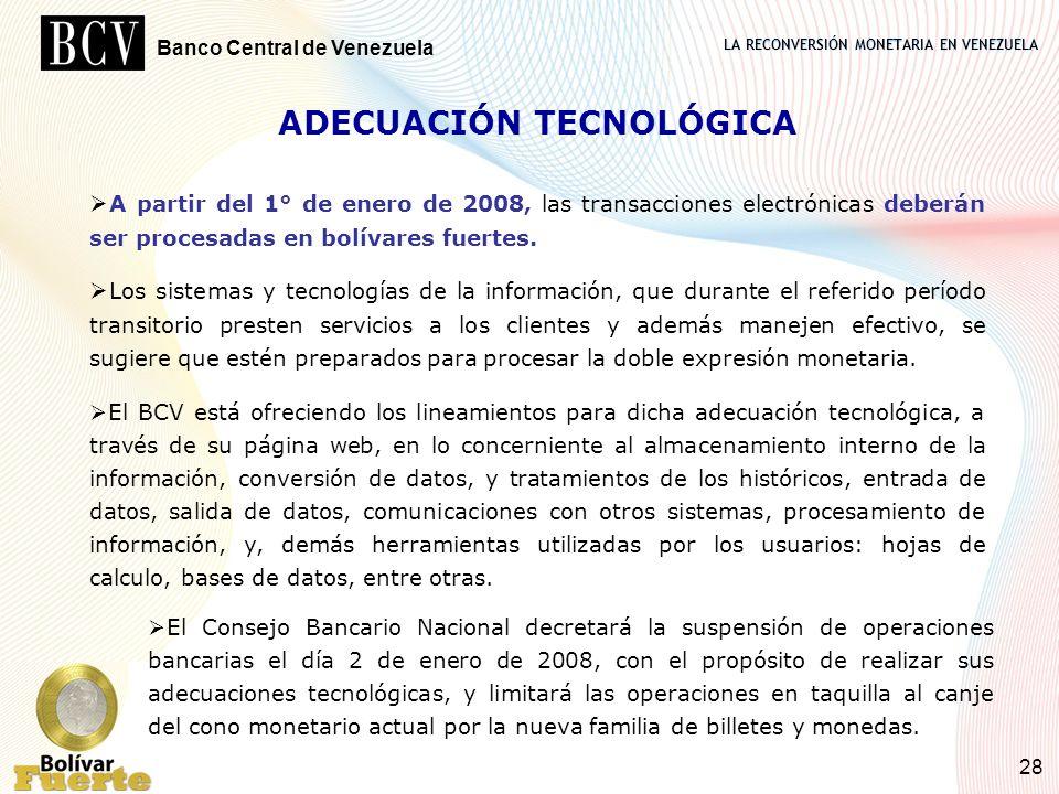 ADECUACIÓN TECNOLÓGICA