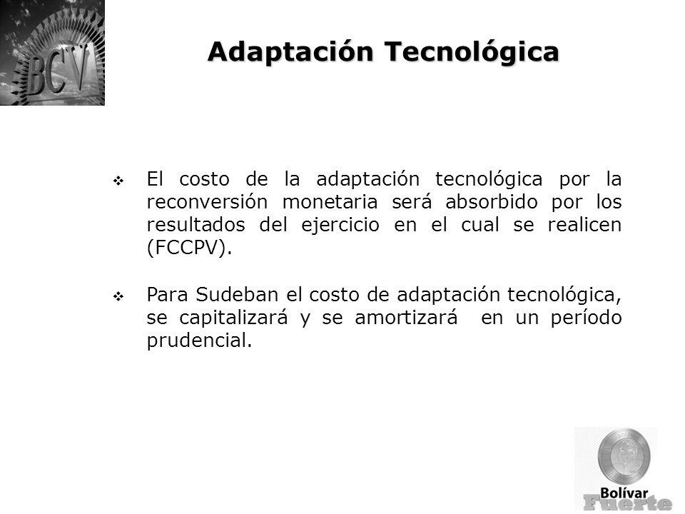 Adaptación Tecnológica