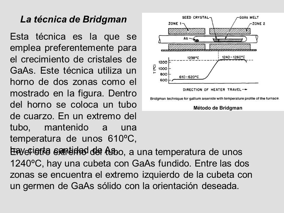 La técnica de Bridgman