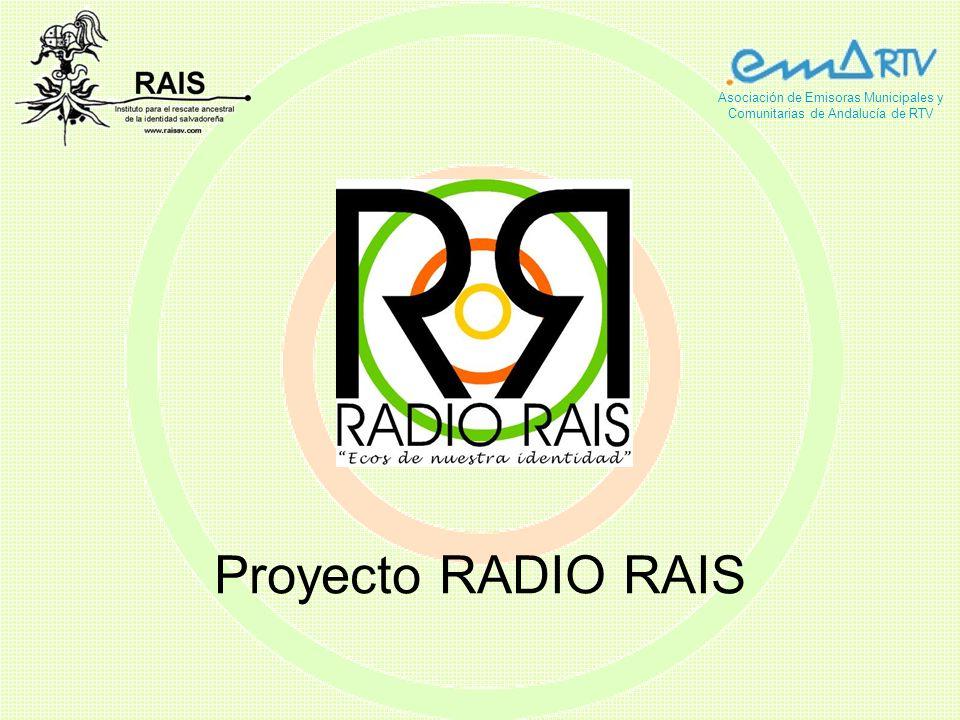 Asociación de Emisoras Municipales y Comunitarias de Andalucía de RTV