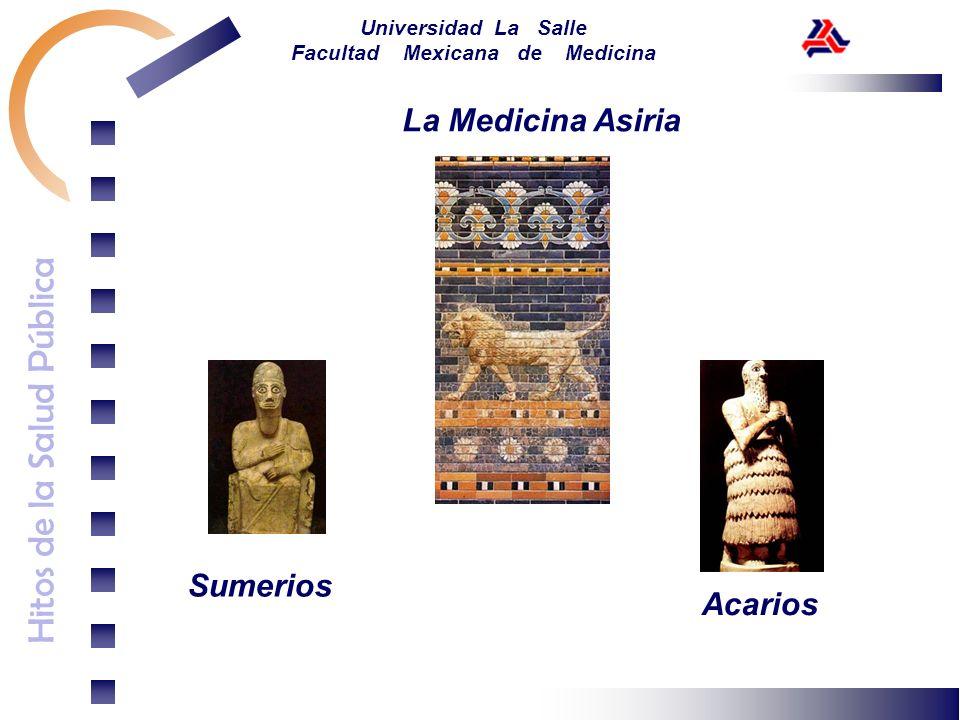 La Medicina Asiria Sumerios Acarios