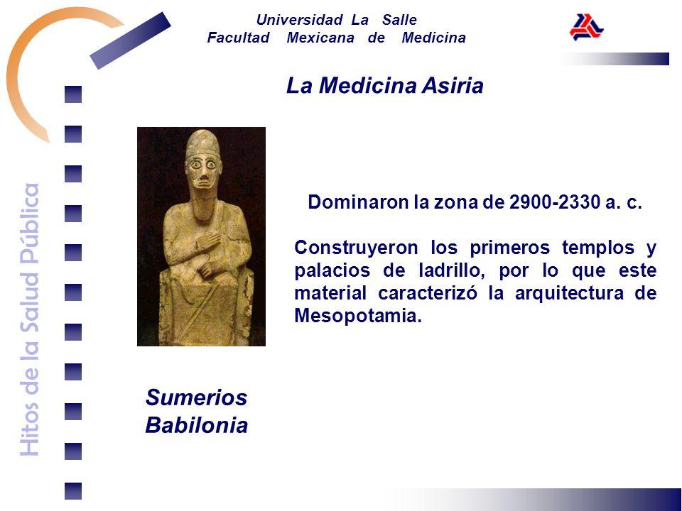 Dominaron la zona de 2900-2330 a. c.