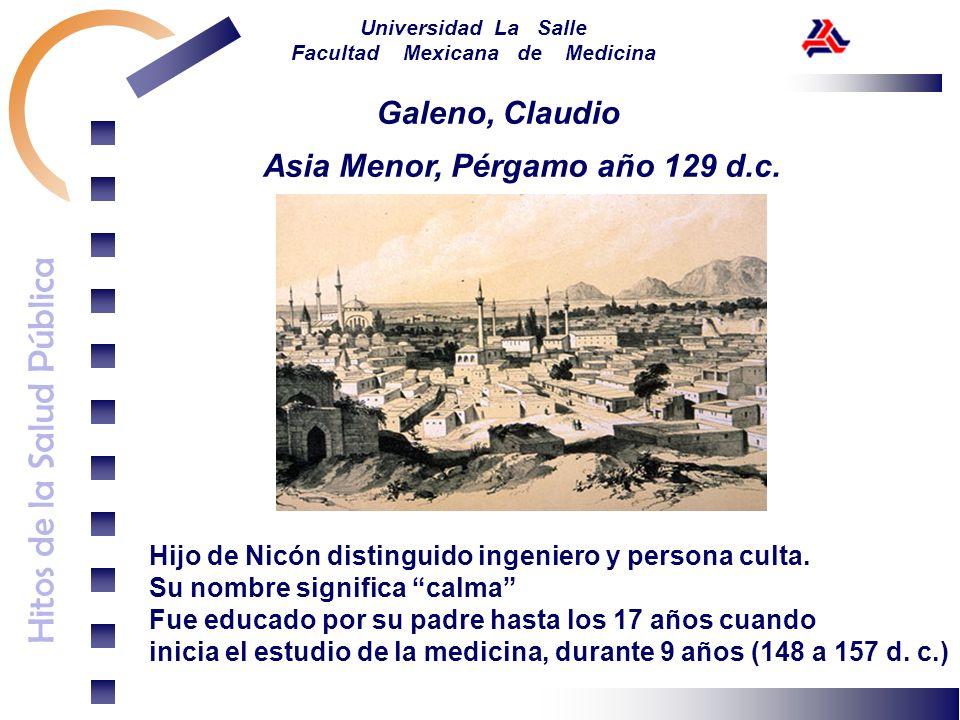 Asia Menor, Pérgamo año 129 d.c.