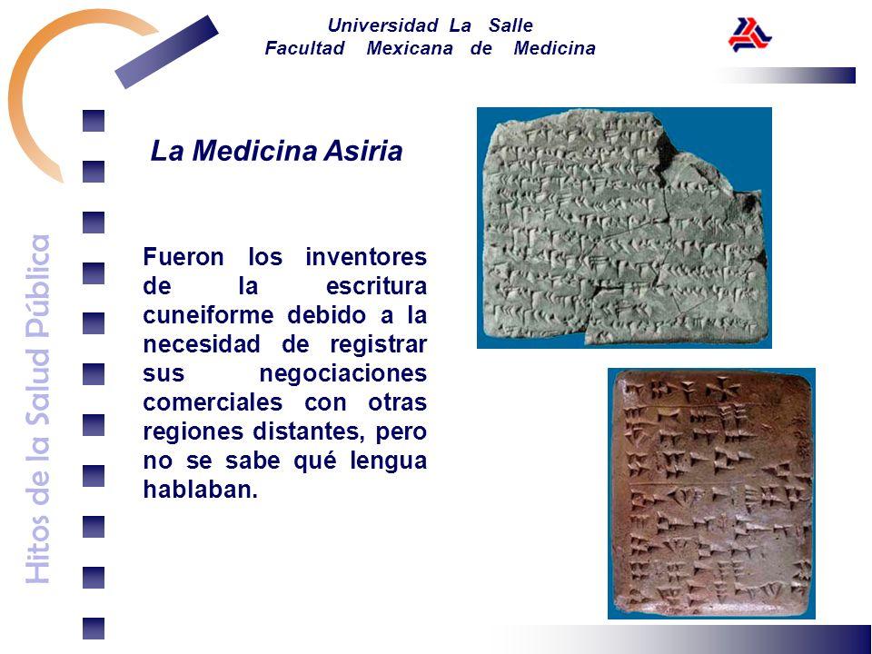 La Medicina Asiria