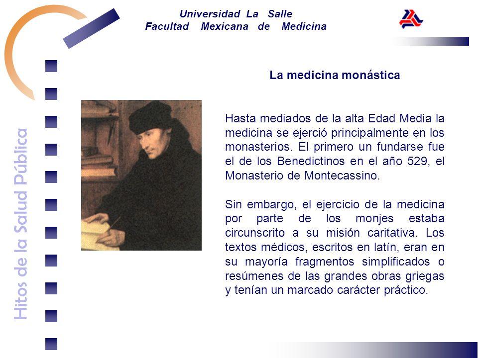 La medicina monástica