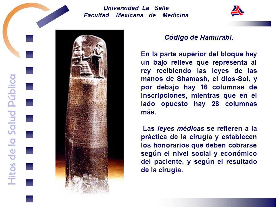 Código de Hamurabi.