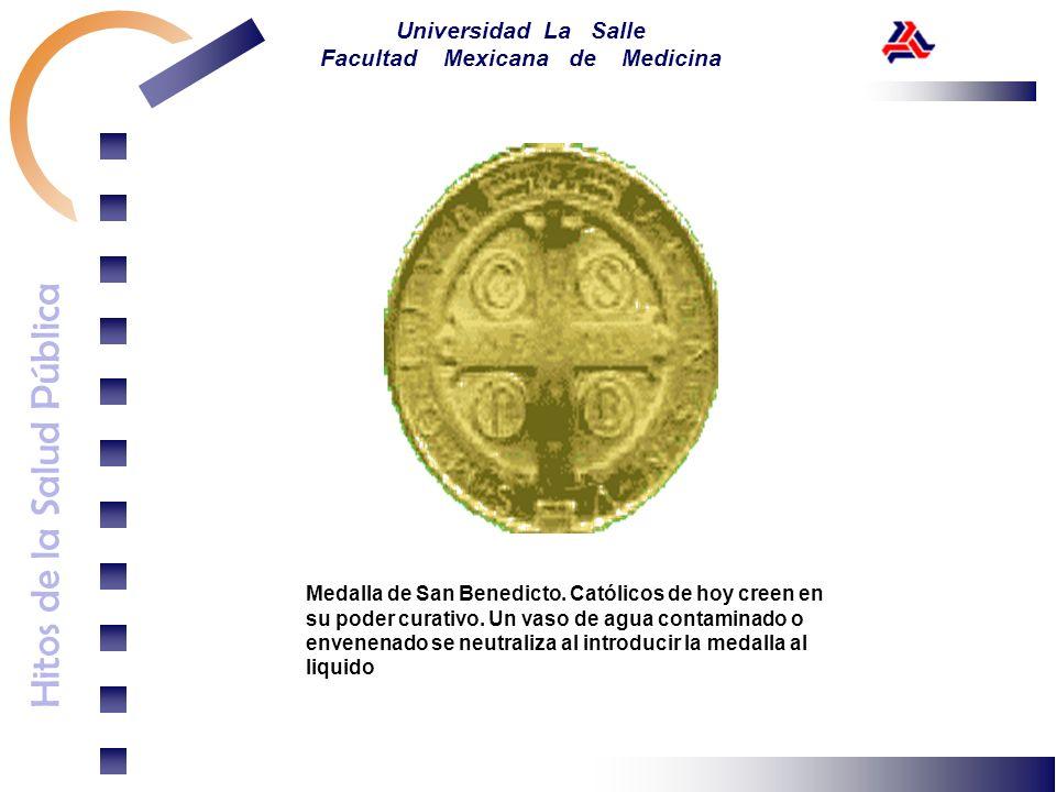Medalla de San Benedicto. Católicos de hoy creen en su poder curativo