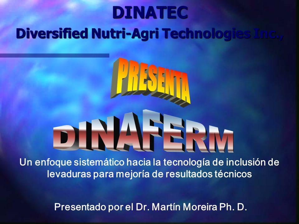 DINATEC PRESENTA DINAFERM Diversified Nutri-Agri Technologies Inc.,