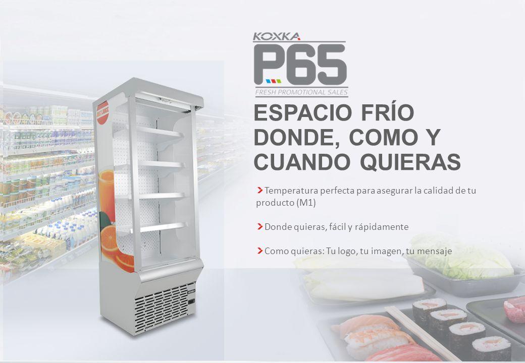 ESPACIO FRÍO DONDE, COMO Y CUANDO QUIERAS