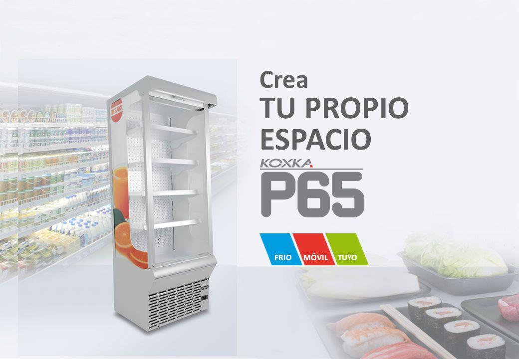 Crea TU PROPIO ESPACIO FRIO MÓVIL TUYO