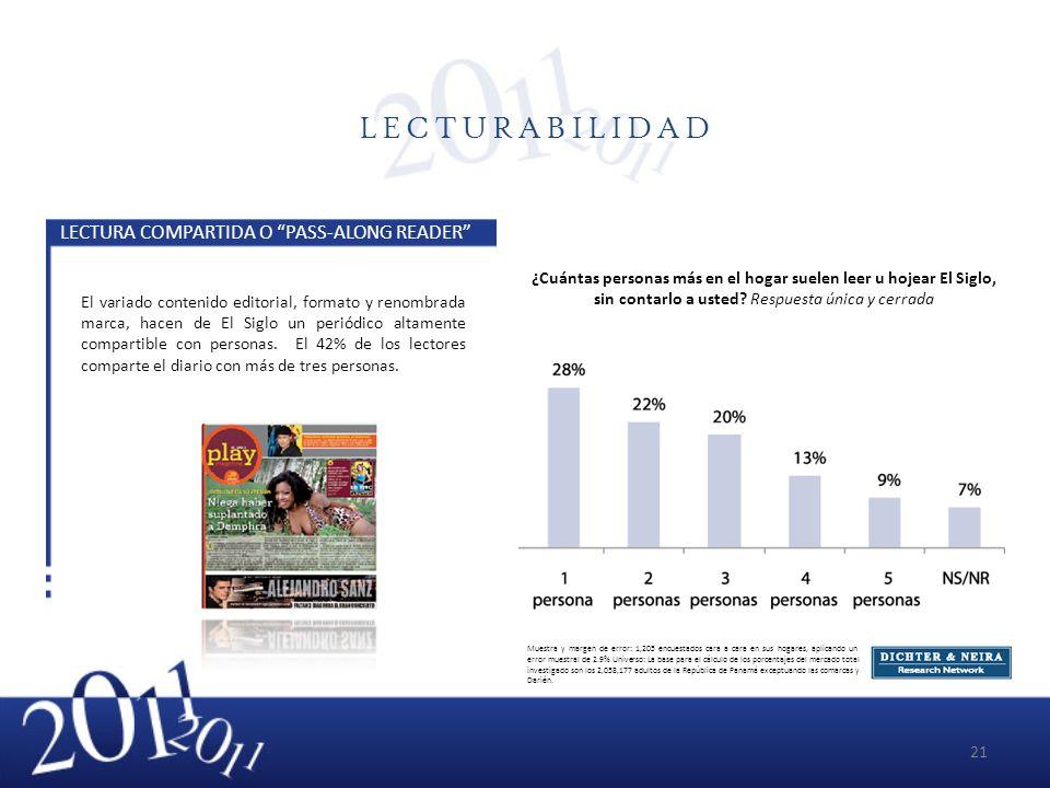 LECTURABILIDAD LECTURA COMPARTIDA O PASS-ALONG READER