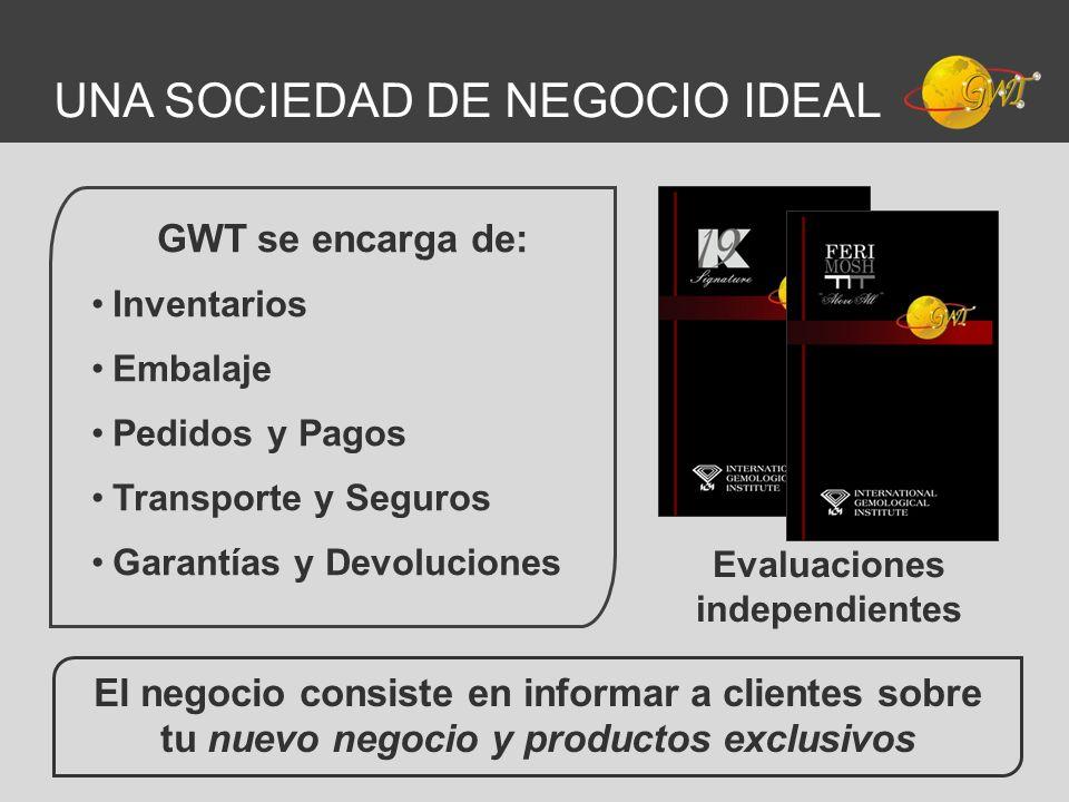 UNA SOCIEDAD DE NEGOCIO IDEAL