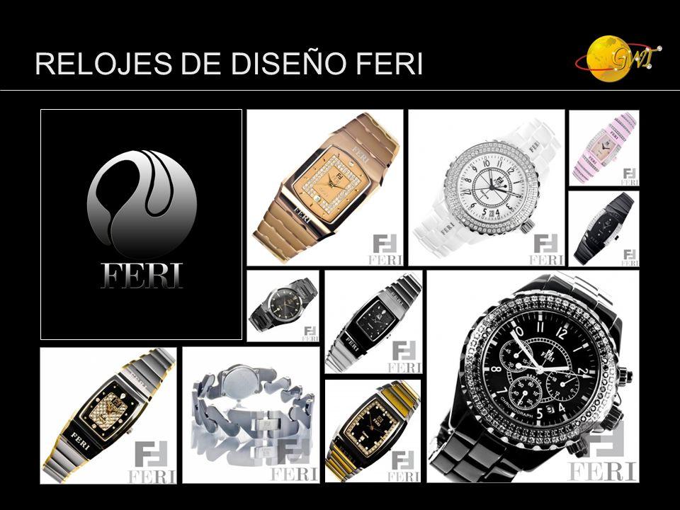 RELOJES DE DISEÑO FERI 3 CLIC