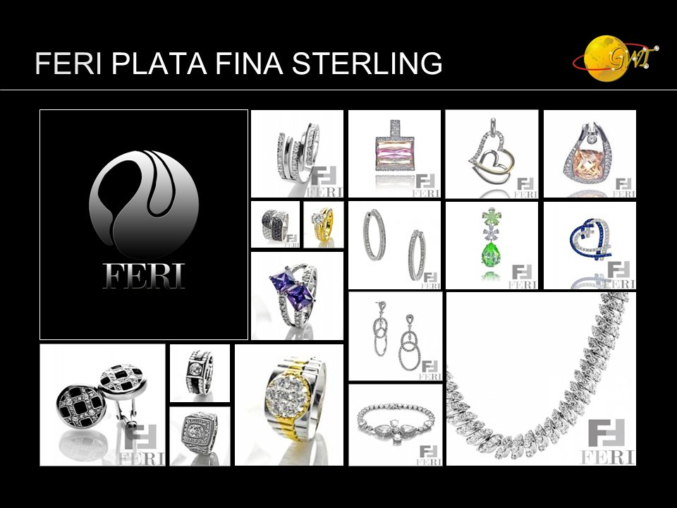 FERI PLATA FINA STERLING