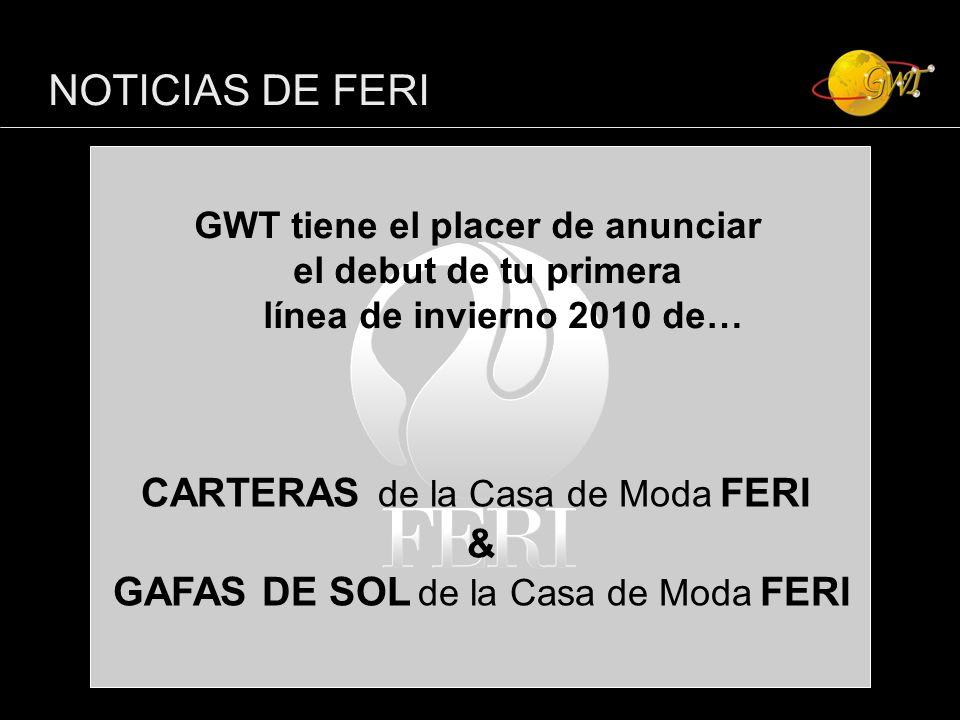 GWT tiene el placer de anunciar