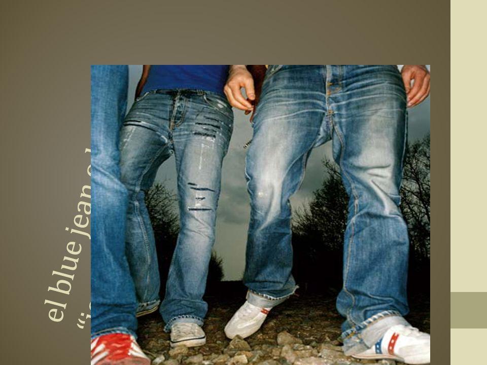 el blue jean o los jeans