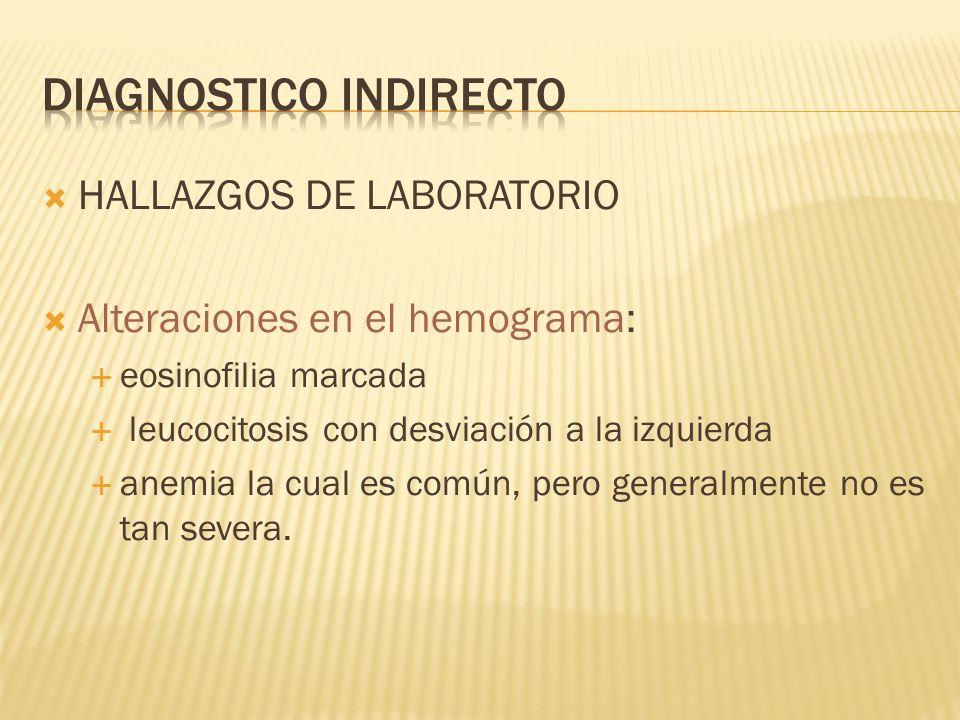 DIAGNOSTICO INDIRECTO