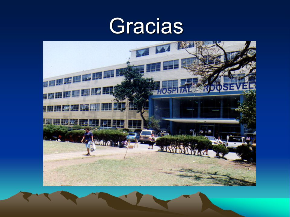 Gracias Ciudad de Guatemala 2004
