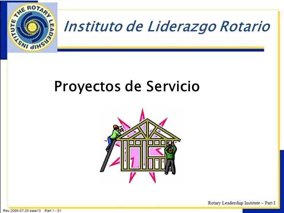 Instituto de Liderazgo Rotario