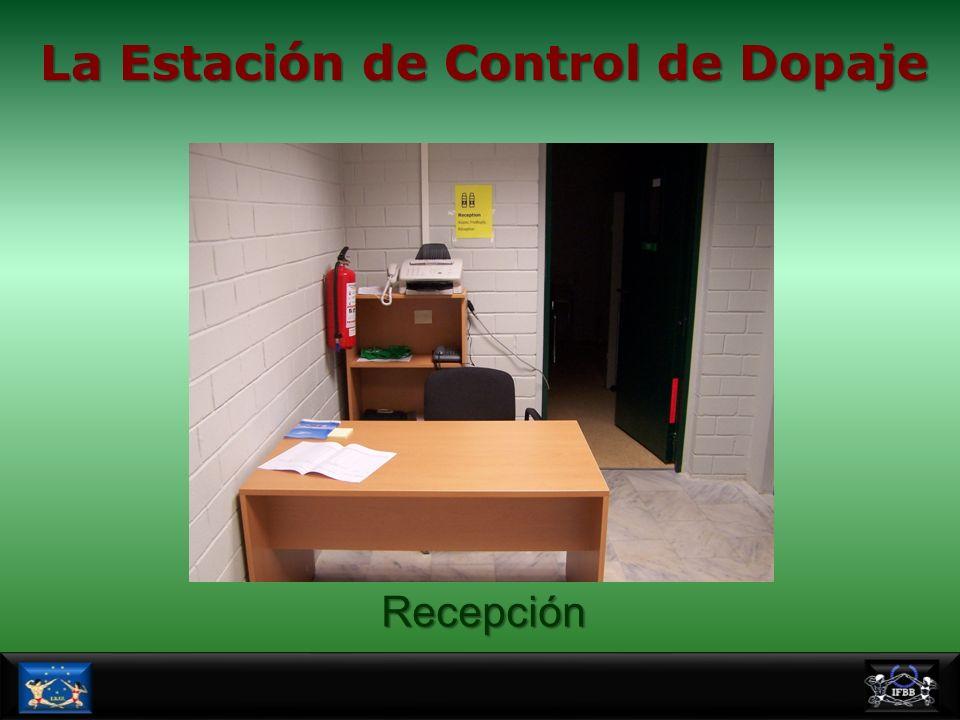 La Estación de Control de Dopaje