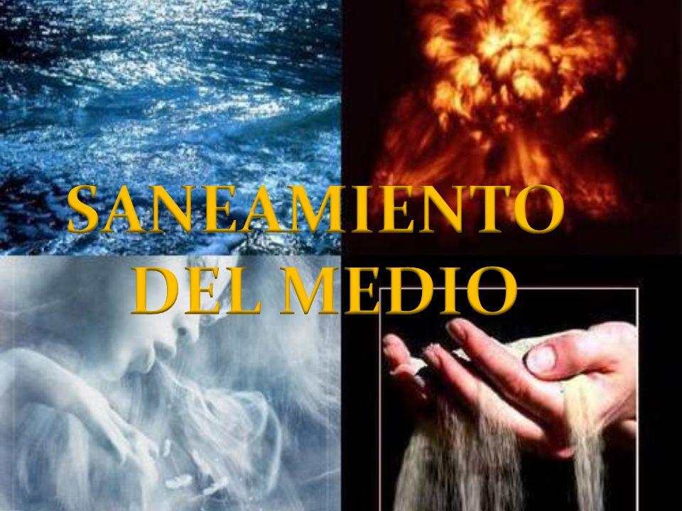 SANEAMIENTO DEL MEDIO