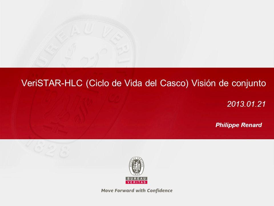 VeriSTAR-HLC (Ciclo de Vida del Casco) Visión de conjunto