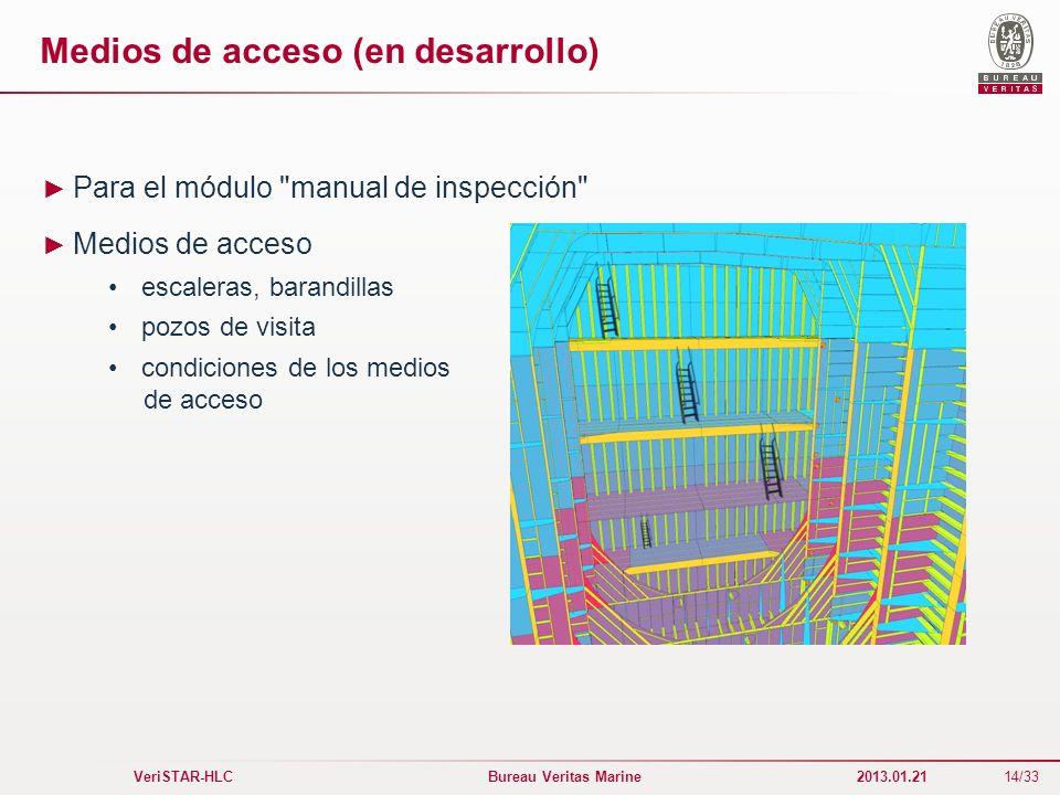 Medios de acceso (en desarrollo)