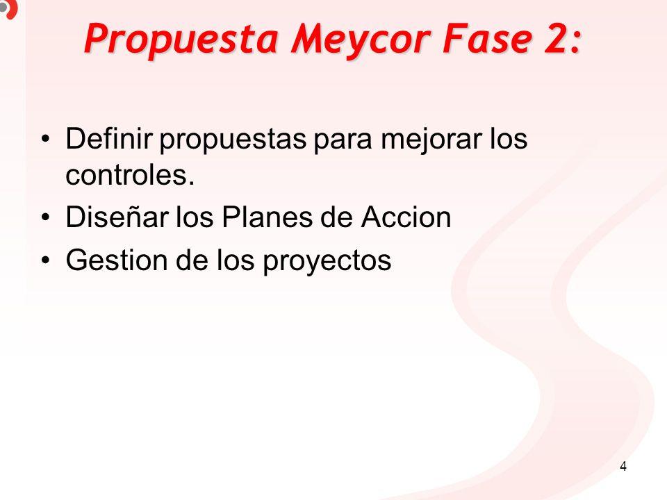 Propuesta Meycor Fase 2: