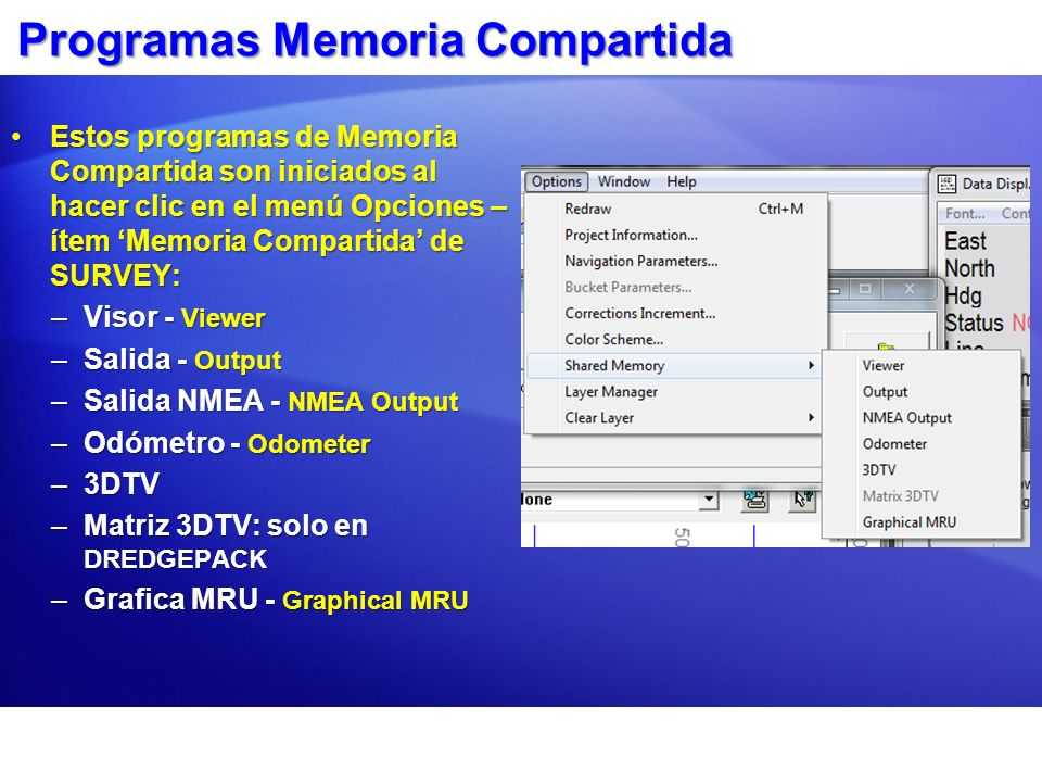 Programas Memoria Compartida