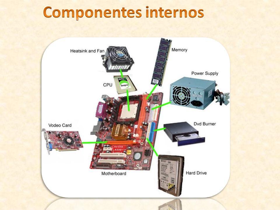 Componentes internos
