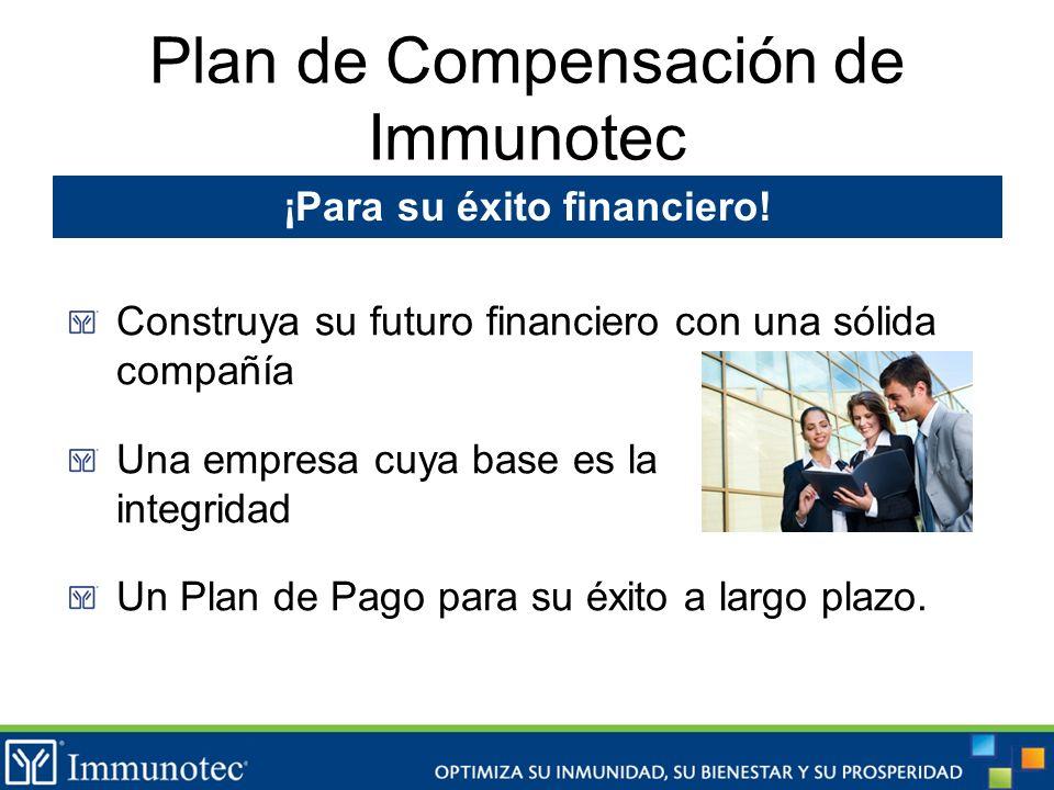 Plan de Compensación de Immunotec