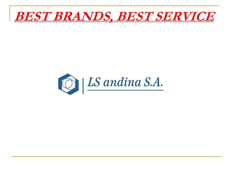 BEST BRANDS, BEST SERVICE