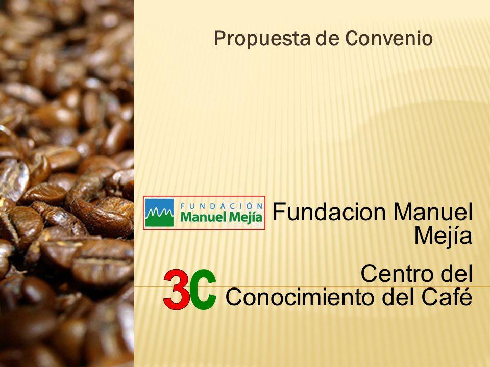 Fundacion Manuel Mejía Centro del Conocimiento del Café