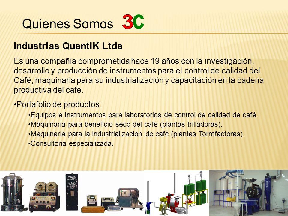 3 c Quienes Somos Industrias QuantiK Ltda