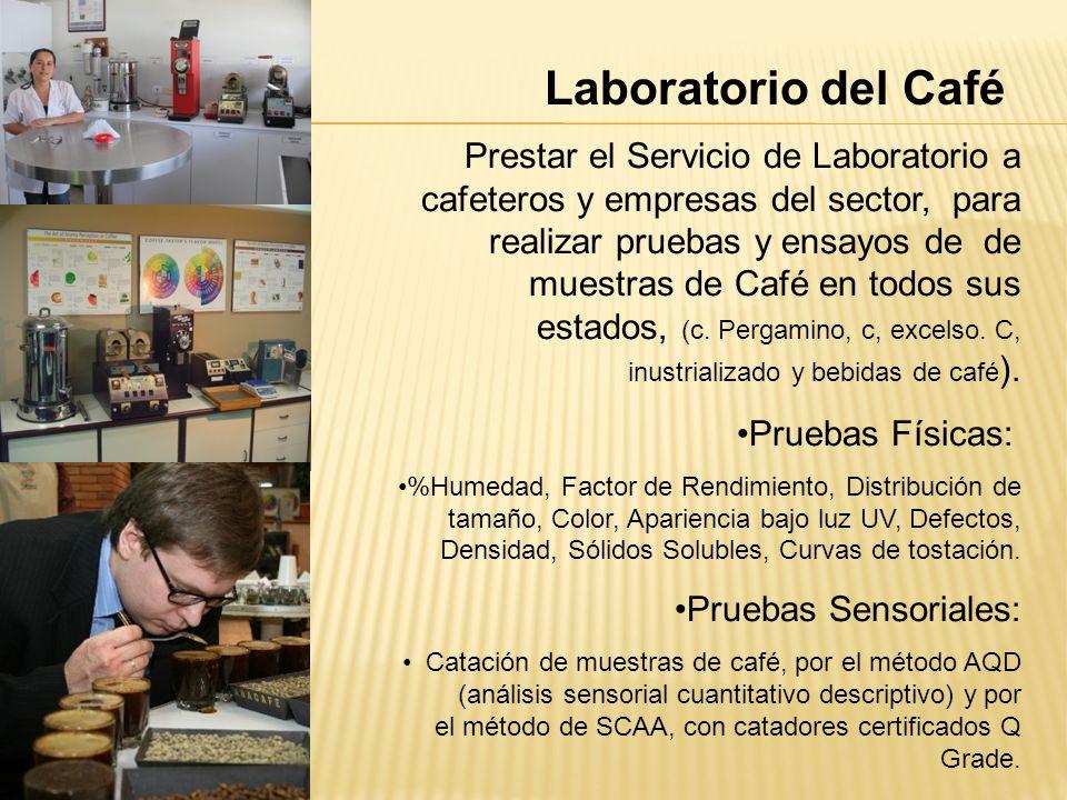 Laboratorio del Café