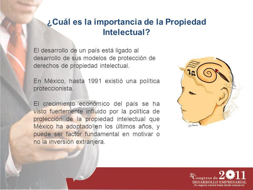 ¿Cuál es la importancia de la Propiedad Intelectual