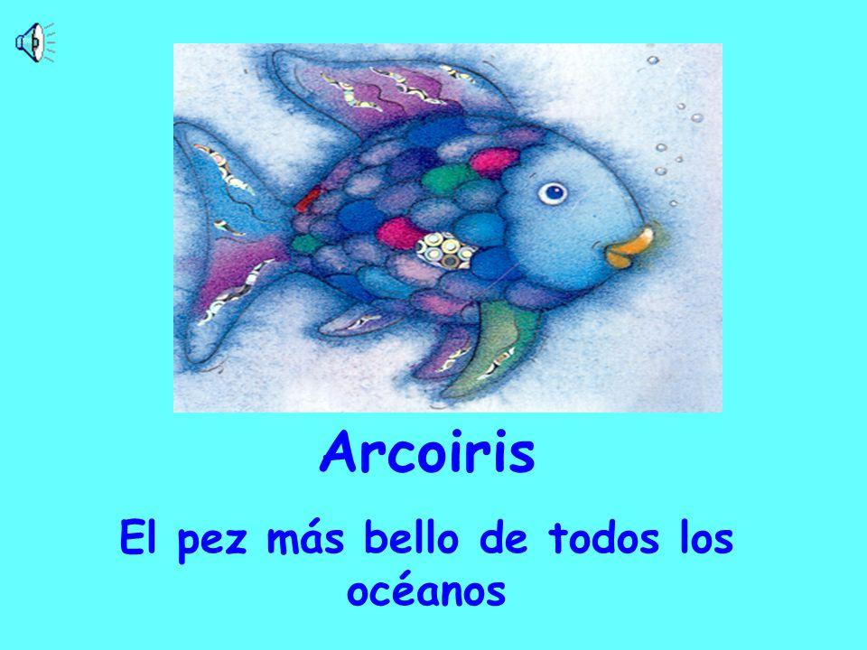 El pez más bello de todos los océanos