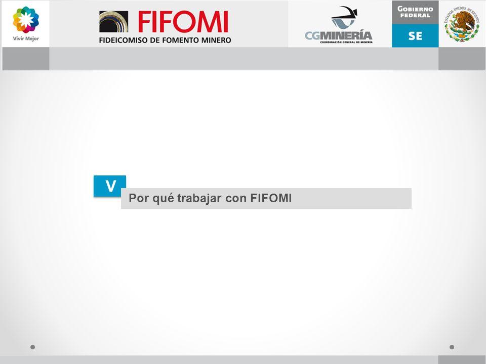 V Por qué trabajar con FIFOMI