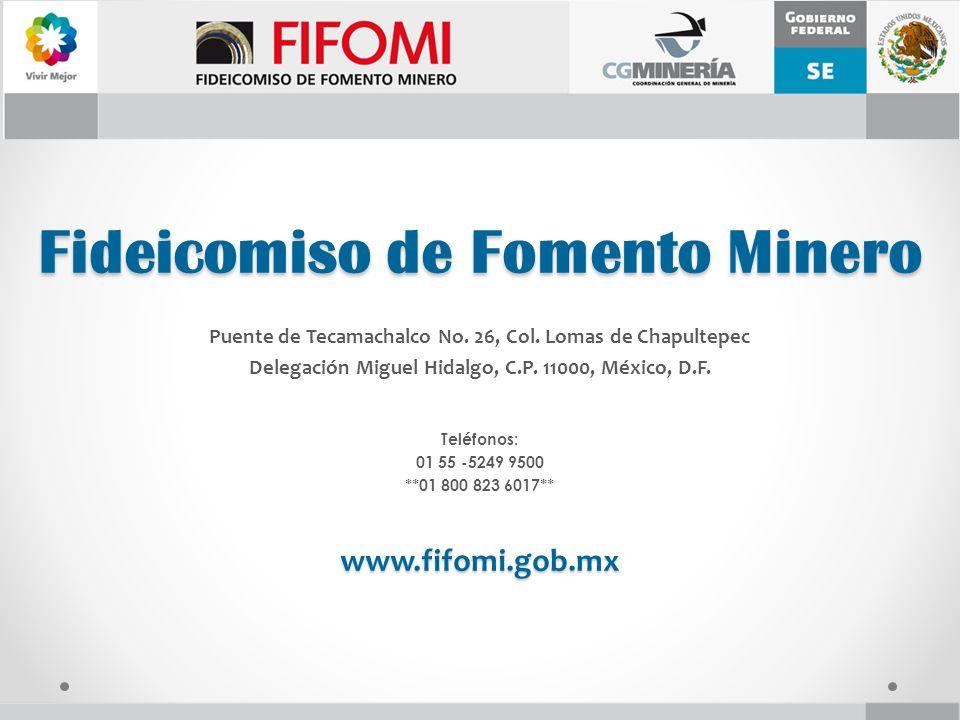 Fideicomiso de Fomento Minero