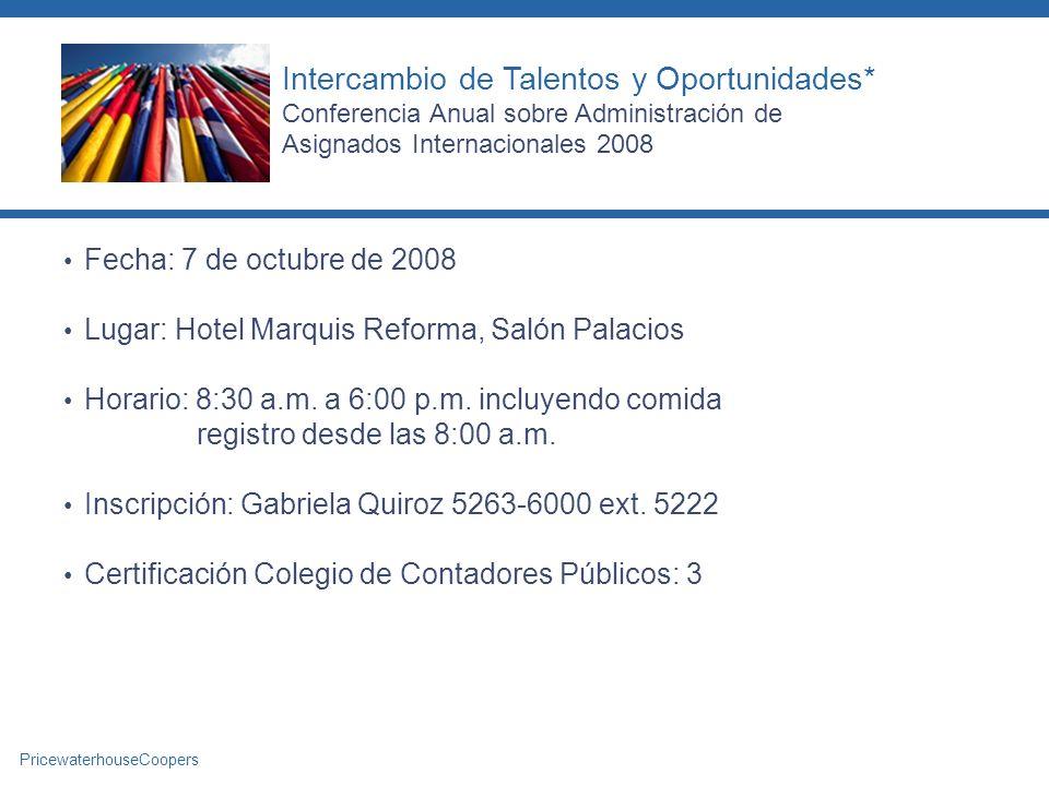 Intercambio de Talentos y Oportunidades*
