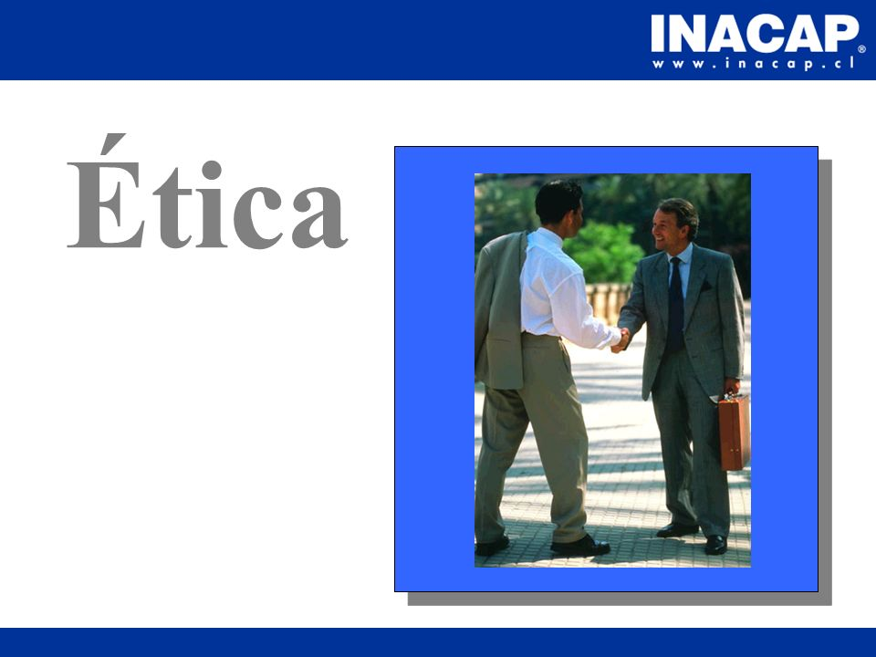 Ética a