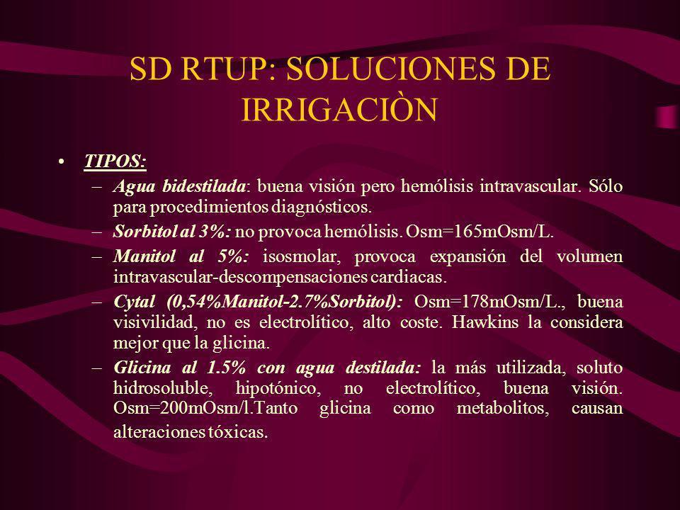 SD RTUP: SOLUCIONES DE IRRIGACIÒN