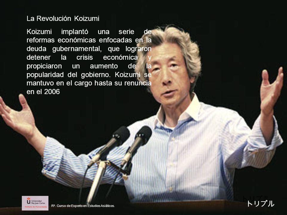 La Revolución Koizumi