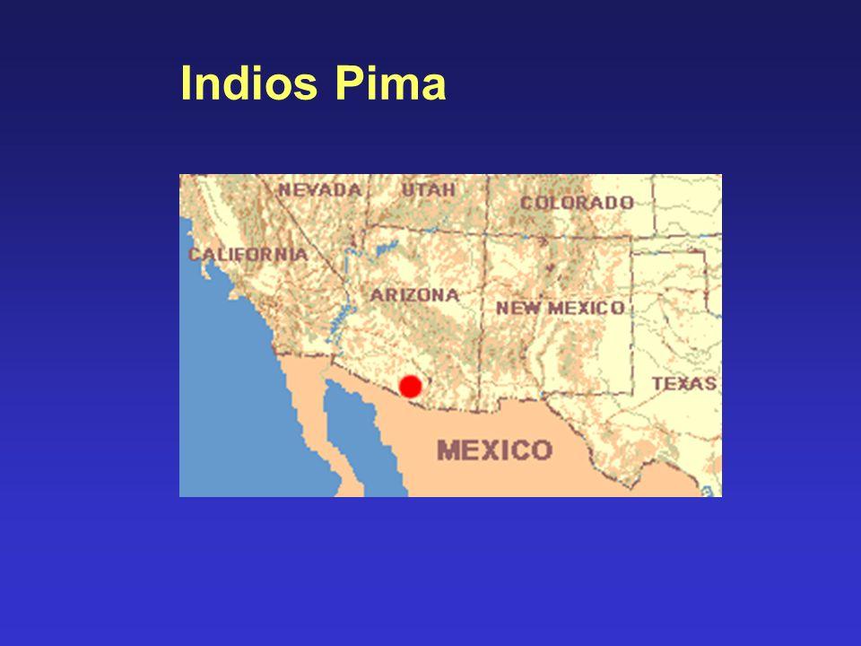 Indios Pima
