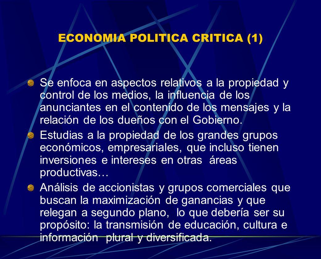 ECONOMIA POLITICA CRITICA (1)