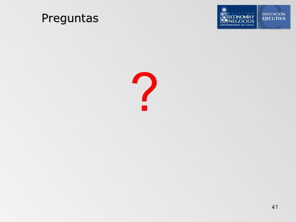 Preguntas