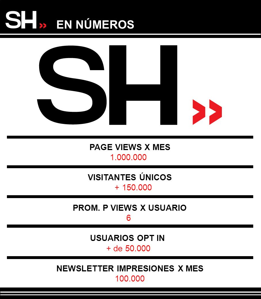 NEWSLETTER IMPRESIONES X MES