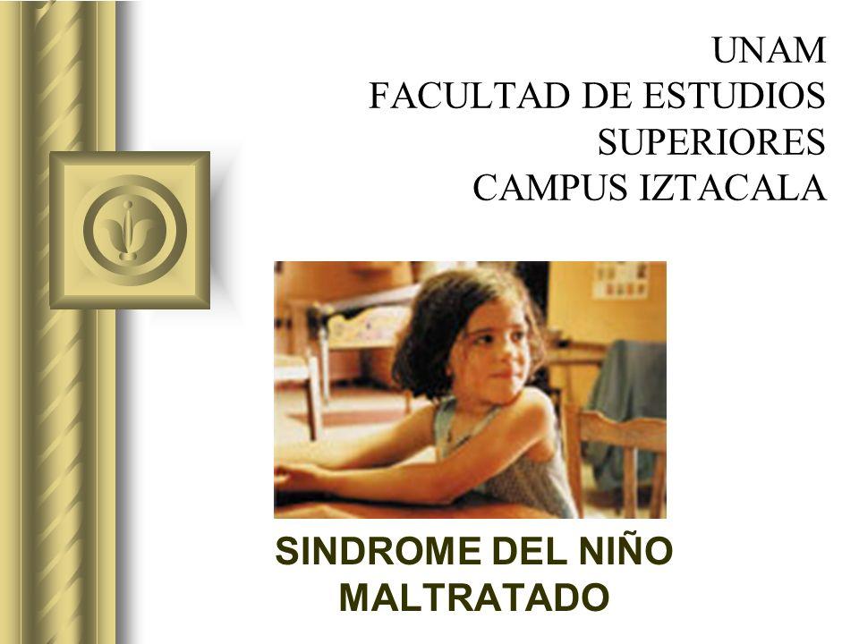 UNAM FACULTAD DE ESTUDIOS SUPERIORES CAMPUS IZTACALA