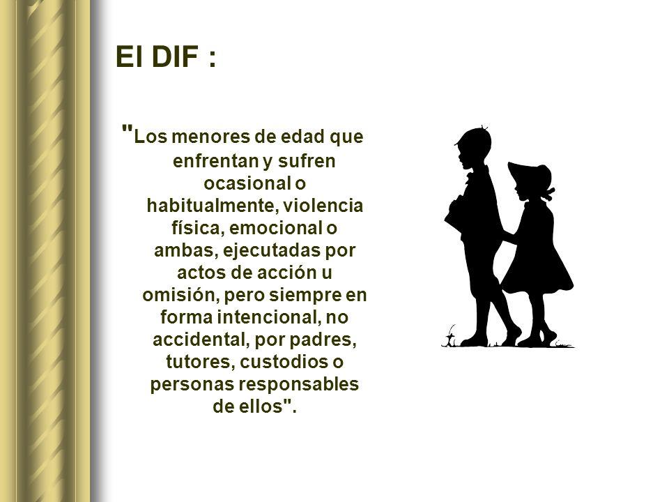 El DIF :