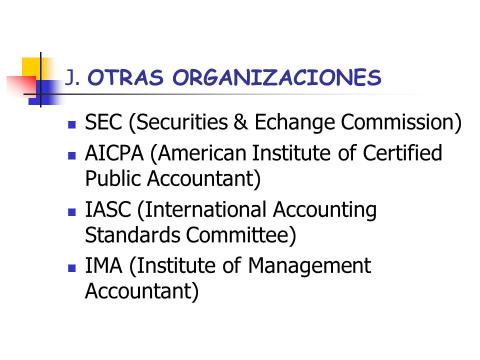 American Institute of Certified Public Accountants (AICPA)